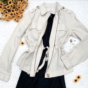 NWT Jacket | Laundry By Shelli Segal